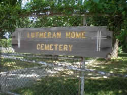Lutheran Home Cemetery