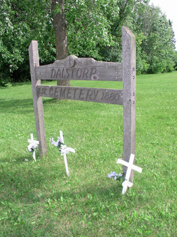 Dalstorp Cemetery