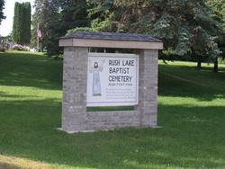 Rush Lake Baptist Cemetery