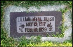 Lillian Myrle Huish