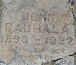 John Rauhala