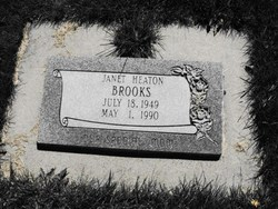 Janet Heaton Brooks