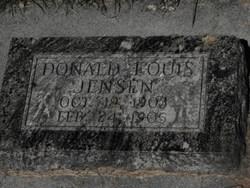 Donald Louis Jensen