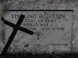 Sterling M Jensen