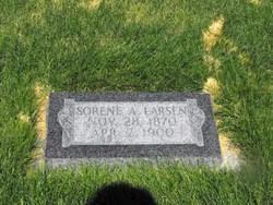 Sorene Nielsine <I>Andersen</I> Larsen
