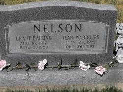Grant Halling Nelson, Sr