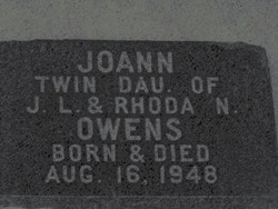 Joann Owens