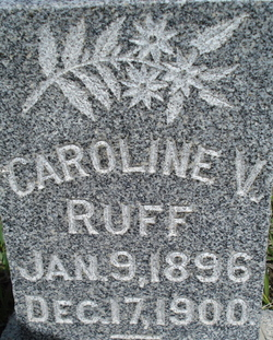 Caroline Vear Ruff