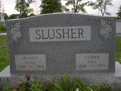 Gill Slusher
