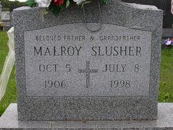 Malroy Slusher