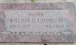 Willmer Daniel Thompson