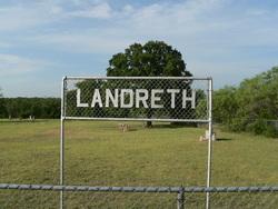 Landreth Cemetery