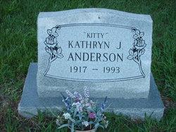 Kathryn Kitty J Anderson