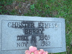 Chester Ernest Berry