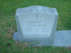 Robert C Dykeman