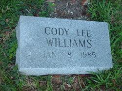 Cody Lee Williams