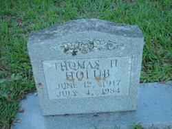 LTJG Thomas H Holub