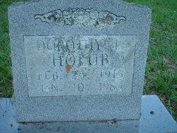 Dorothy I Holub