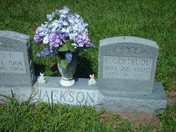 L Gertrude Jackson