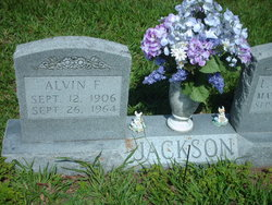 Alvin F Jackson