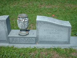 Nellie Grey <I>Lindsay</I> Johnson