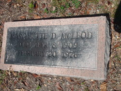 Margaritte <I>Davidson</I> Mcleod