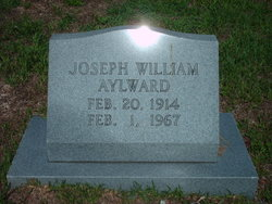 Joseph William Aylward