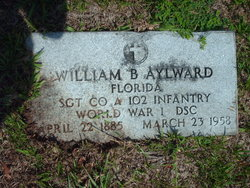 Sgt William B Aylward