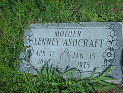 Lenney <I>Winkle</I> Ashcraft