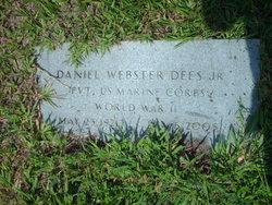 Pvt Daniel Webster Dees, Jr