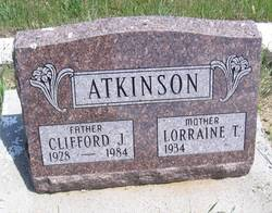 Clifford Atkinson