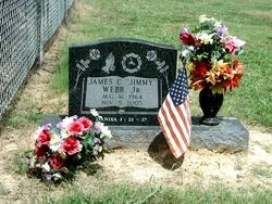 """James C. """"Jimmy"""" Webb, Jr"""