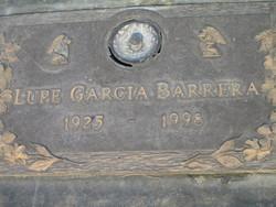 Lupe <I>Garcia</I> Barrera