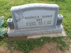 Mildred B. <I>Barker</I> Day