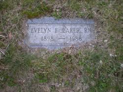 Evelyn F. Baker