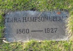 Clara <I>Hampson</I> Ueland