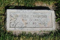 Matilda Crawford