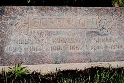 """Kirsten """"Christena"""" Sorenson"""