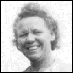 Freda Mary <I>Christensen/Berger</I> Forsberg