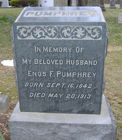 Enos Ferguson Pumphrey