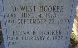 De West Hooker