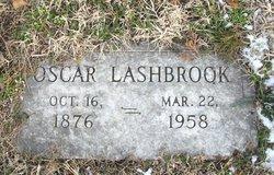 Oscar Lashbrook