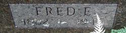 Fred Elmer Barnhart