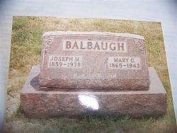 Mary C. <I>Klass</I> Balbaugh
