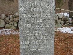 Eliza L <I>Mott</I> Vinal