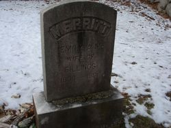 Emily Augusta Mills <I>Gordak</I> Merritt