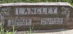 Lenorah <I>Gildon</I> Langley