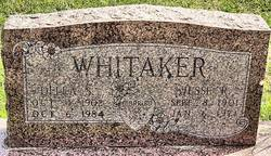 Jesse R Whitaker