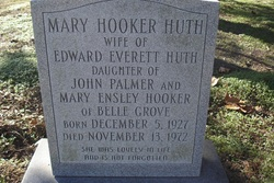 Mary Hooker Huth