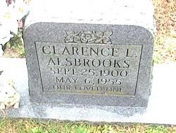 Clarence Luther Alsbrooks, Jr